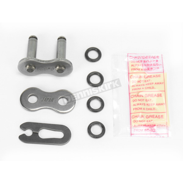 Parts Unlimited 525 O-Ring Clip Connecting Link - 1225-0181