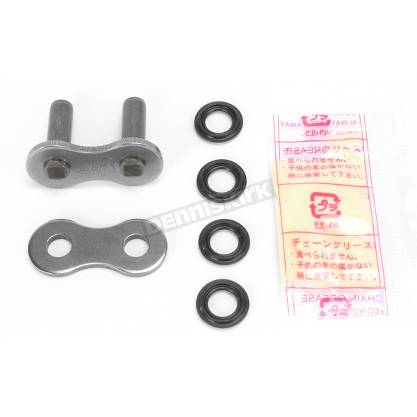 Parts Unlimited 520 X-Ring Rivet Connecting Link - 1225-0186