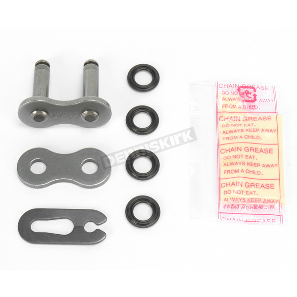 Parts Unlimited 525 X-Ring Clip Connecting Link - 1225-0187