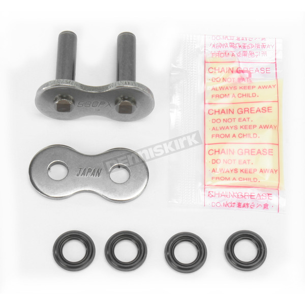 530 X-Ring Rivet Connecting Link - 1225-0190