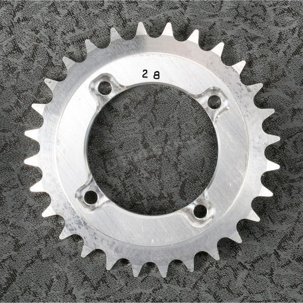 Mighty Mini Mini Gear-Billet Aluminum 28 Tooth Gear, Must Use Sportech Drive Hub. - 30101028