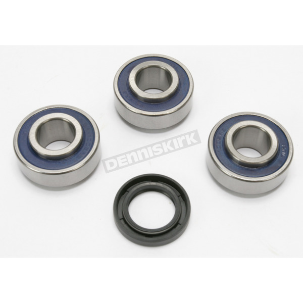 Drag Specialties Wheel Bearing and Seal Kit non-ABS - A251366