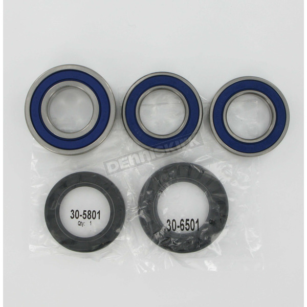 All Balls Rear Wheel Bearing and Seal Kit - 25-1039