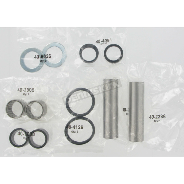 Moose Swingarm Pivot Bearing Kit - 1302-0125