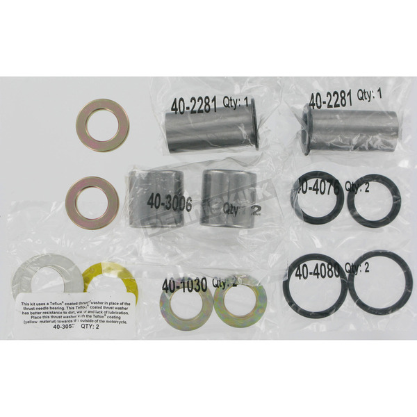 Moose Swingarm Pivot Bearing Kit - 1302-0152