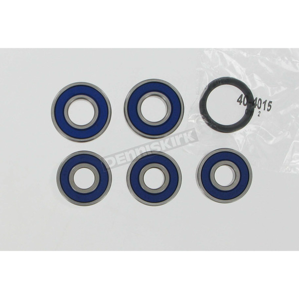 Moose Rear Wheel Bearing Kit - 0215-0187