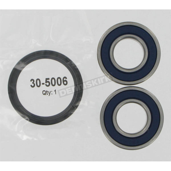 Moose Front or Rear Wheel Bearing Kit - 0215-0191