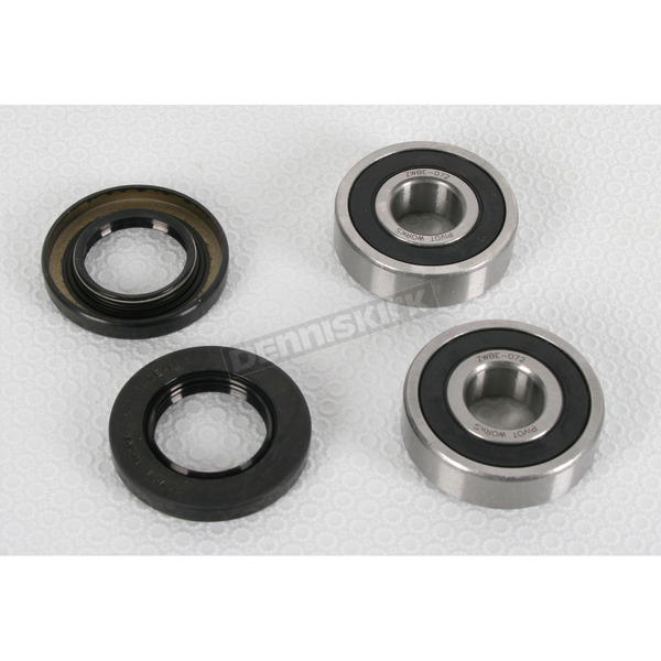 Pivot Works Front Wheel Bearing and Seal Kit - PWFWS-H11-000