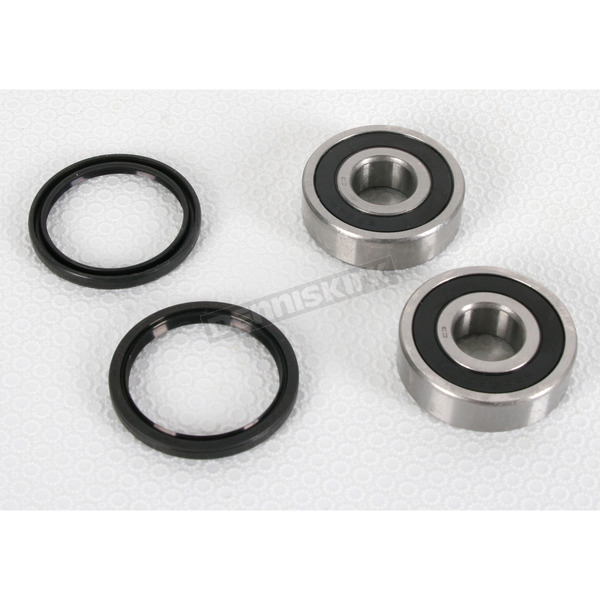 Pivot Works Front Wheel Bearing and Seal Kit - PWFWS-H12-000