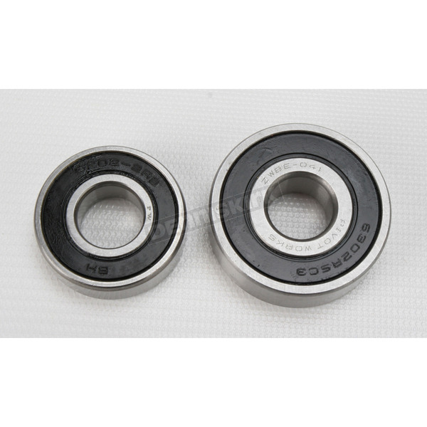 Pivot Works Front Wheel Bearing and Seal Kit - PWFWS-Y17-000