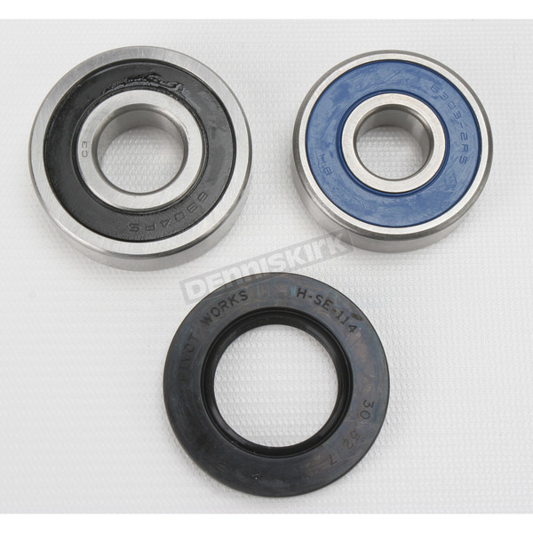 Pivot Works Rear Wheel Bearing and Seal Kit (Non-current stock) - PWRWS-H32-000