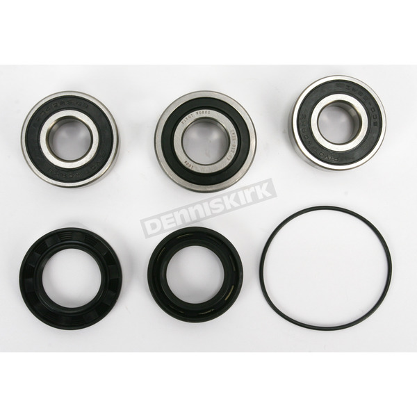 Pivot Works Rear Wheel Bearing and Seal Kit - PWRWSH48000