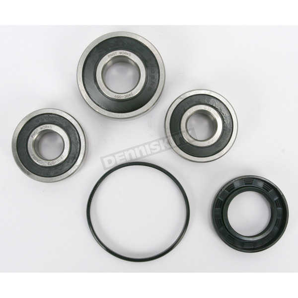 Pivot Works Rear Wheel Bearing and Seal Kit - PWRWS-H53-000