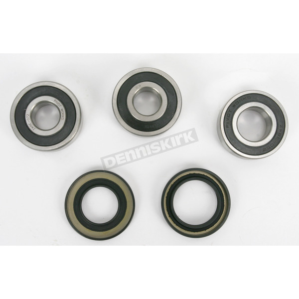 Pivot Works Rear Wheel Bearing and Seal Kit - PWRWS-K19-000