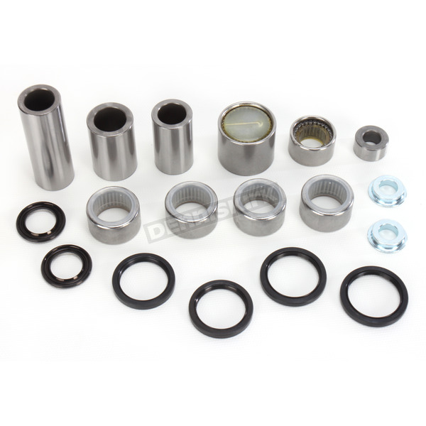 Bearing Connections Rear Suspension Linkage Rebuild Kit - 406-0018