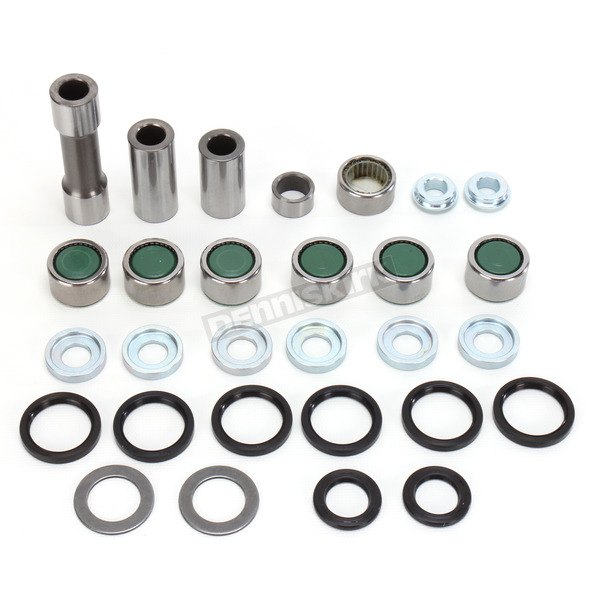 Bearing Connections Rear Suspension Linkage Rebuild Kit - 406-0024