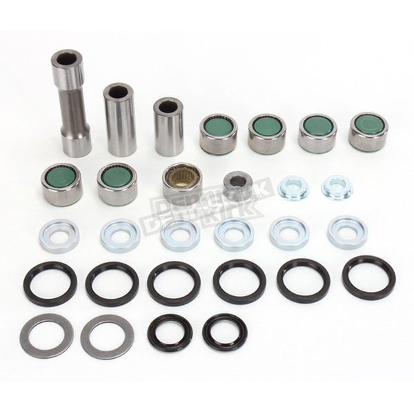 Bearing Connections Rear Suspension Linkage Rebuild Kit - 406-0027