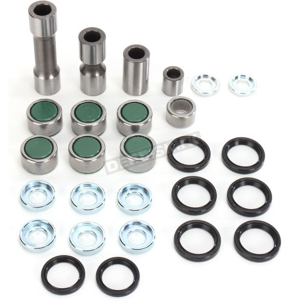 Bearing Connections Rear Suspension Linkage Rebuild Kit (Non-Current) - 406-0069