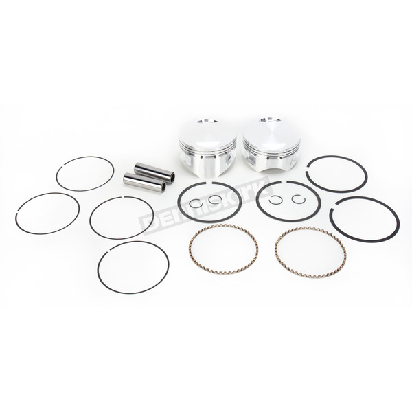 S&S Cycle Piston Kit for S&S 113 in. Motor - 92-1410
