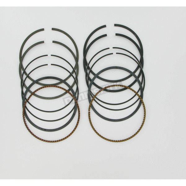 S&S Cycle Piston Rings for S&S 111/117/124 in. Motors - 94-1400X