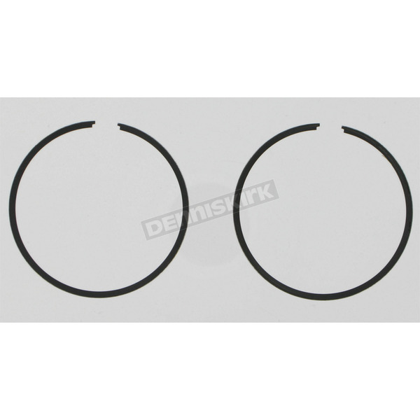 Parts Unlimited Piston Rings - 66.5mm Bore - 0912-0062