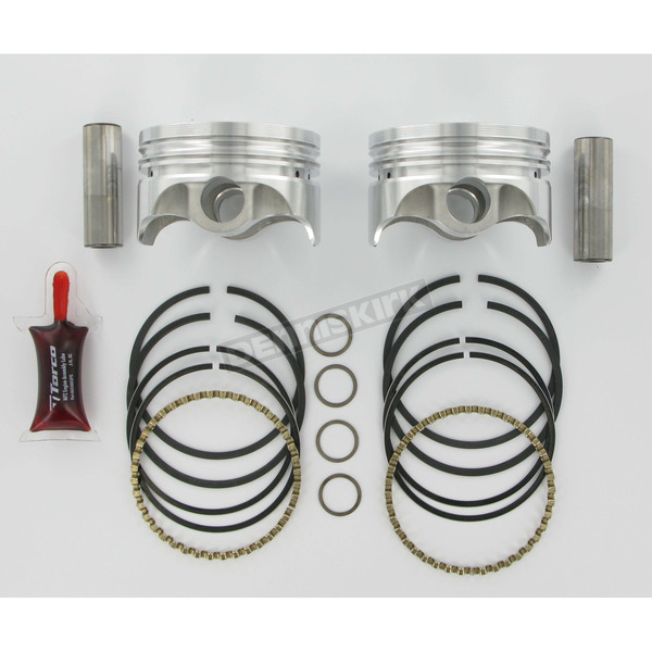 KB Performance Forged Piston Kit  - 3.508 in. Bore - KB919