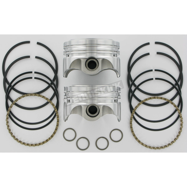 KB Performance Forged Piston Kit - 3.518 in. Bore - KB920.020