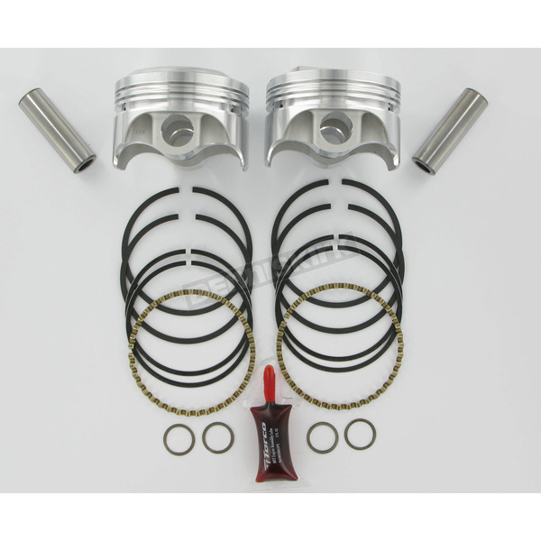 KB Performance Forged Piston Kit - 3.518 in. Bore - KB921.020