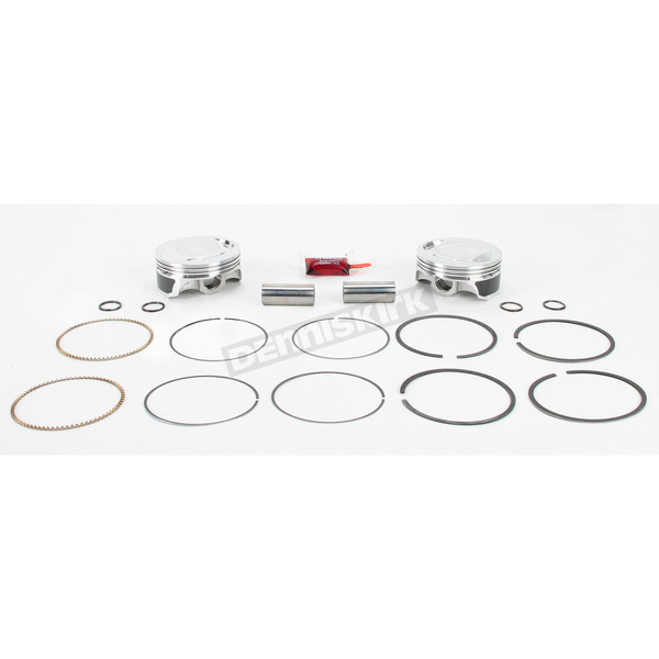 KB Performance Forged Piston Kit - 3.880 in. Bore - KB909