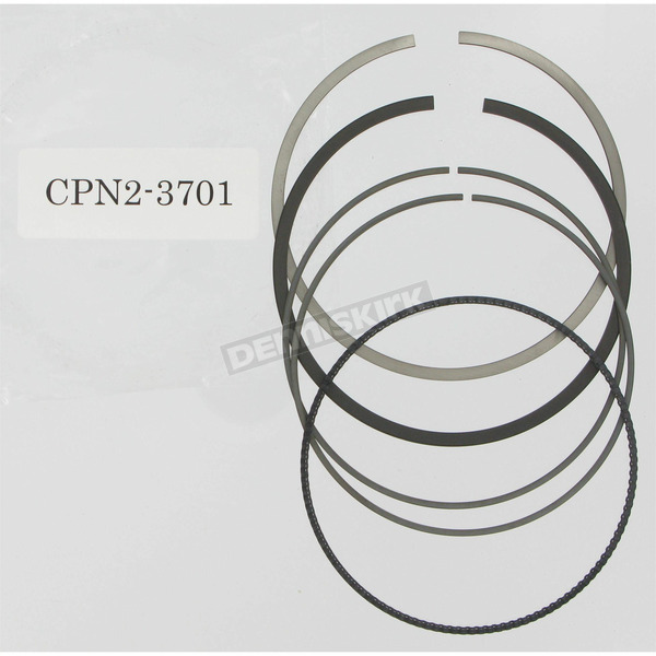 Moose Piston Rings - 94mm Bore - 0912-0246
