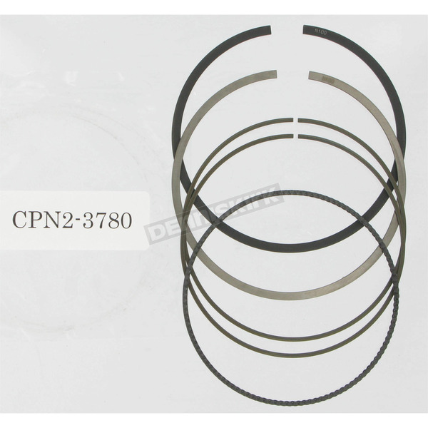Moose Piston Rings - 96mm Bore - 0912-0247