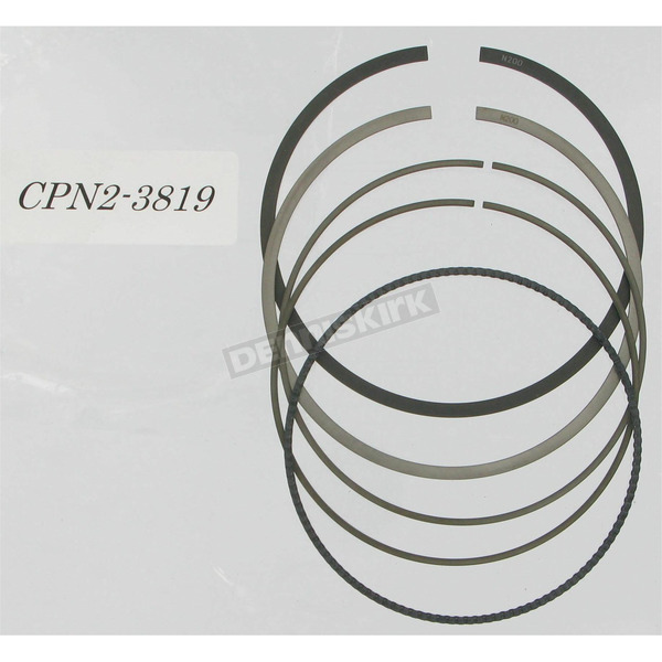 Moose Piston Rings - 97mm Bore - 0912-0254