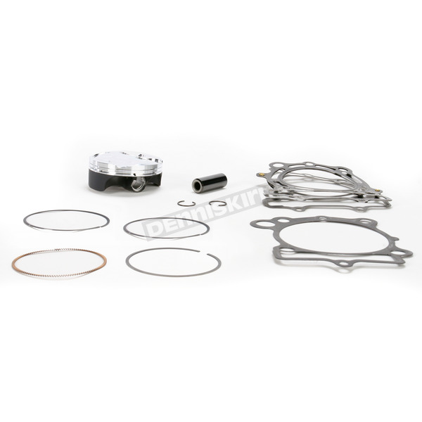 Moose High-Performance Standard Bore Piston Kit - 0910-2007