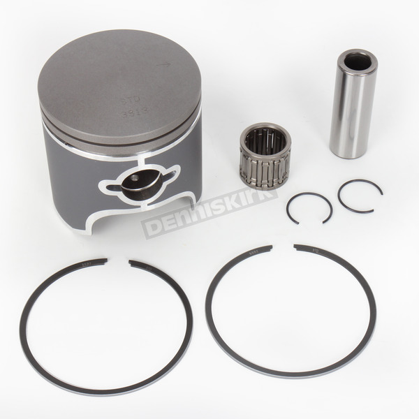 Pro X Piston Assembly 75.4mm Bore - 01.5593.000
