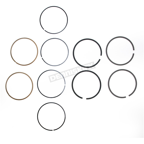 Hastings Piston Ring Set - 3.760 in. Bore - 2M4805010