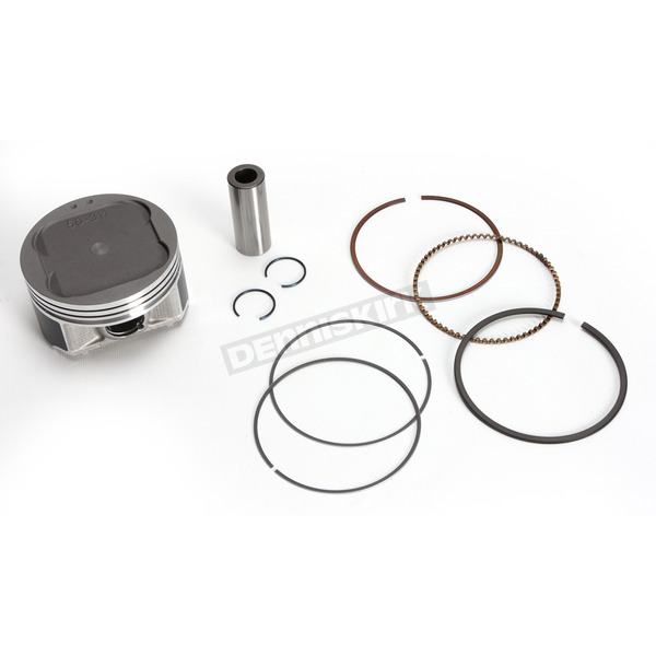 WSM Piston Assembly  - 50-311-04K