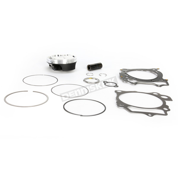 Moose High Performance 13.5:1 4-Stroke Piston Kit by CP Pistons - 95mm Std Bore - 0910-3670