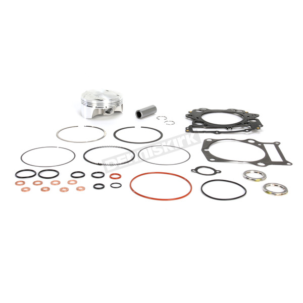 Moose High Performance 11.0:1 4-Stroke Piston Kit by CP Pistons - 102mm +2 Oversize - 0910-3671
