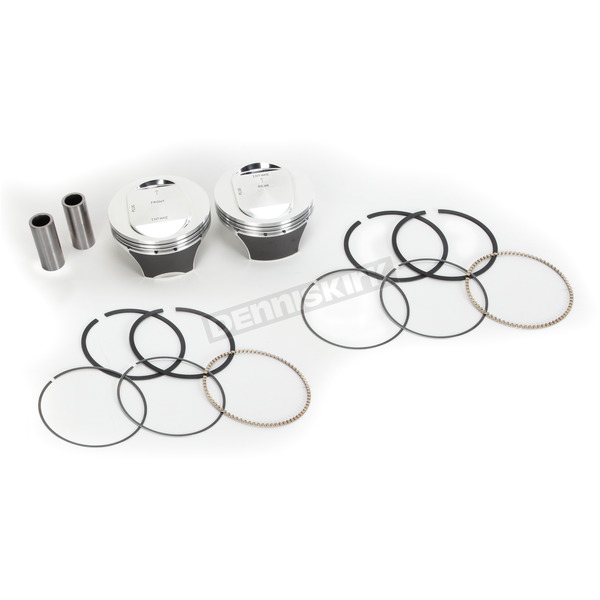 Forged Piston Kit - 4.010 in. Bore - KB661C-010