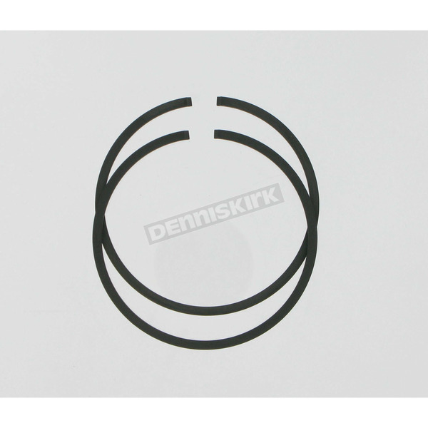 Parts Unlimited Piston Rings - 68mm Bore - R09-68