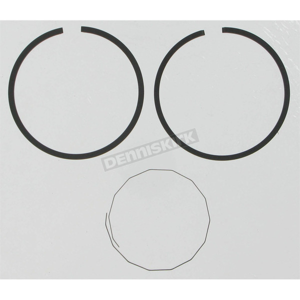 Parts Unlimited Piston Rings - 69mm Bore - R09-6884