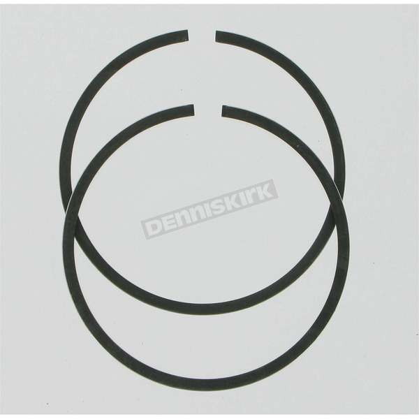 Parts Unlimited Piston Rings - 73.5mm Bore - R09-8102