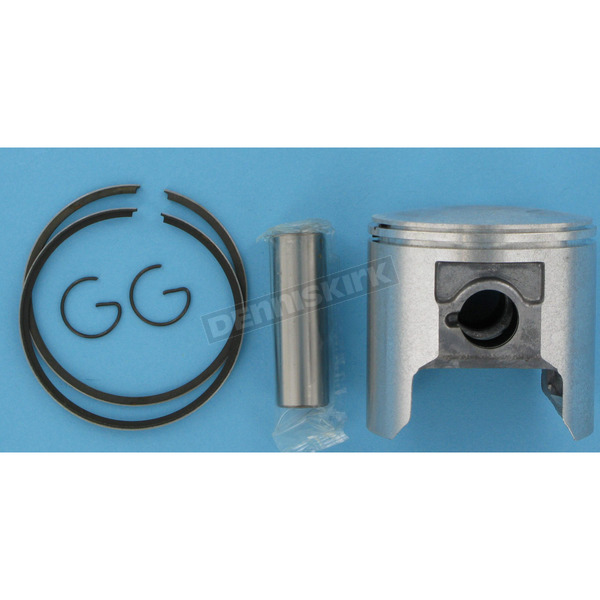 OEM-Type Piston Assembly - 62.5mm Bore - 09-7512