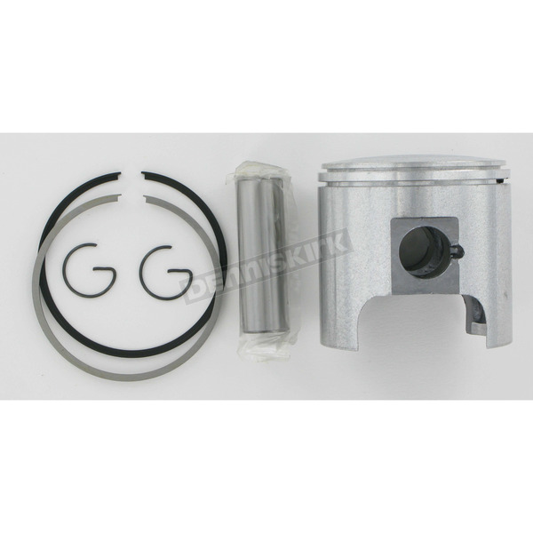 Parts Unlimited OEM-Type Piston Assembly - 69.5mm Bore - 09-761