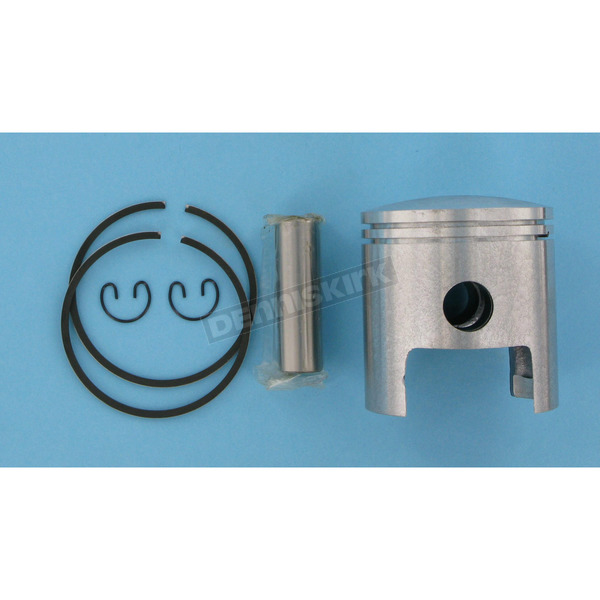 Parts Unlimited OEM-Type Piston Assembly - 70mm Bore - 09-800