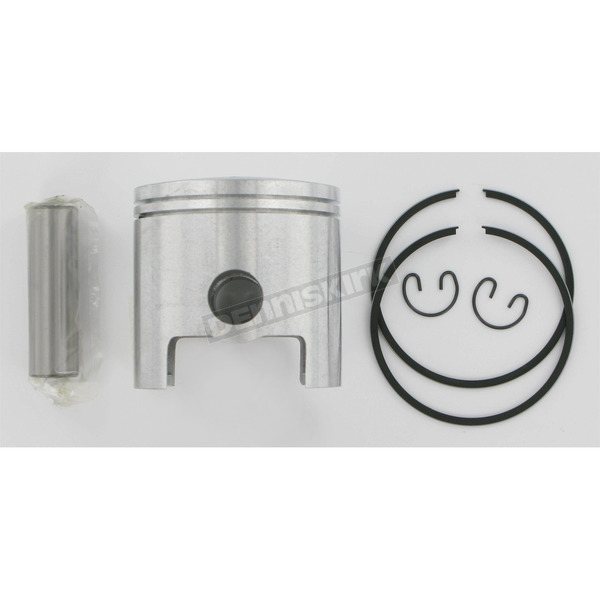 Parts Unlimited OEM-Type Piston Assembly - 72.25mm Bore - 8053-1