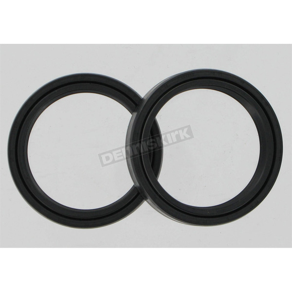 Parts Unlimited Fork Seals - 43mm x 55mm 9.5mm - 0407-0146