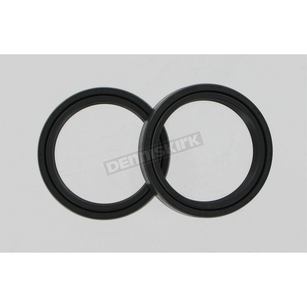 Parts Unlimited Fork Seals - 46mm x 58mm x 10mm - 0407-0156
