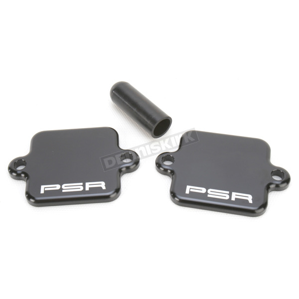 Powerstands Racing Air Injection Block Off Plates - 00-01351-22