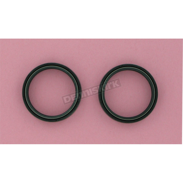 Parts Unlimited Fork Seals - 37mm x 50mm x 11mm  - FS017